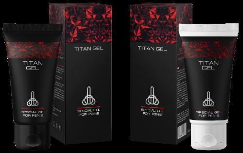 titan gel polska